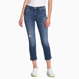 NWT BLANK NYC | THE MADISON HIGH RISE CROP JEANS
